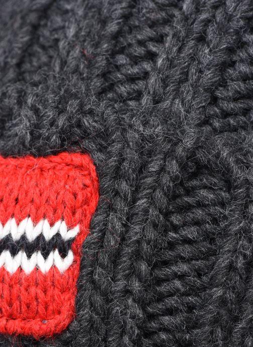 Mütze Napapijri K SEMIURY 4 grau ansicht von vorne
