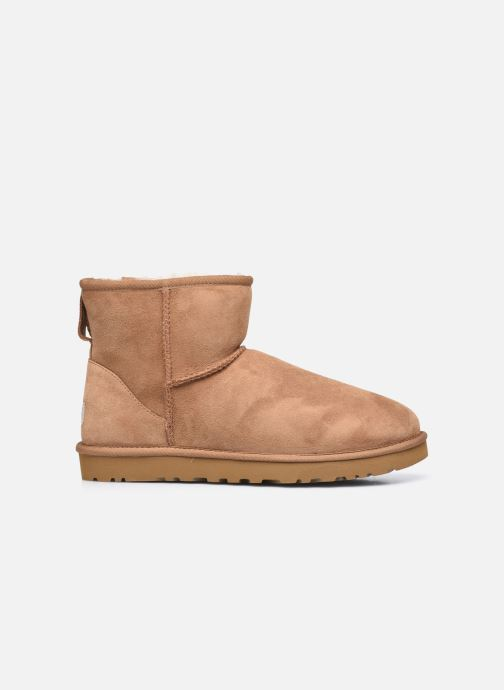 Botas UGG Classic Mini Men Marrón vistra trasera