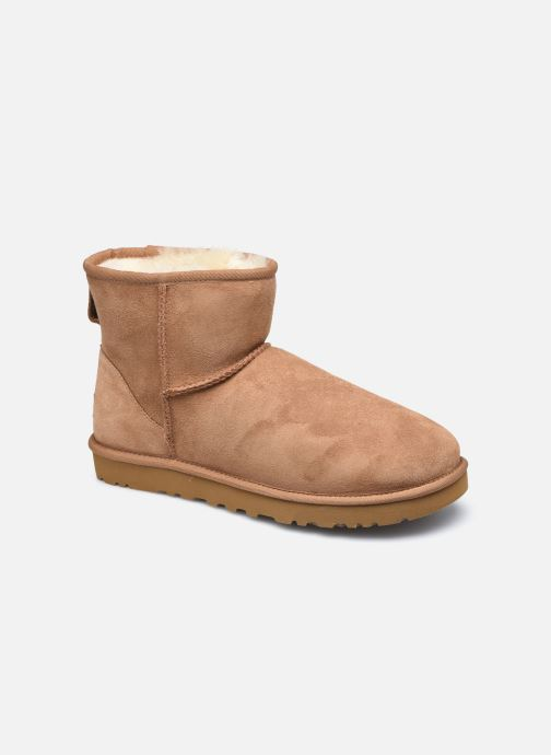Botas UGG Classic Mini Men Marrón vista de detalle / par