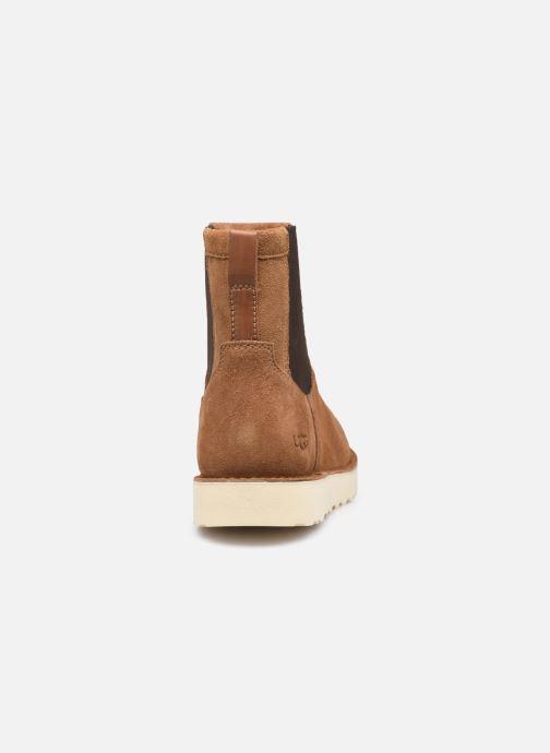 Boots en enkellaarsjes UGG Campout Chelsea Bruin rechts