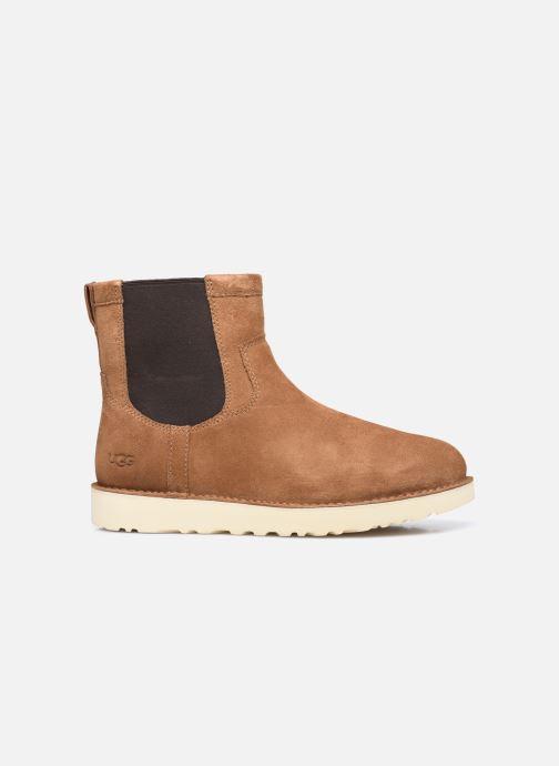 Boots en enkellaarsjes UGG Campout Chelsea Bruin achterkant
