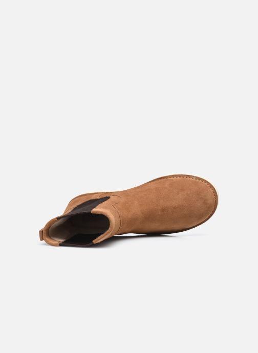 Boots en enkellaarsjes UGG Campout Chelsea Bruin links