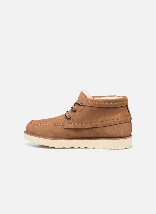 Boots en enkellaarsjes UGG Campout Chukka Bruin voorkant