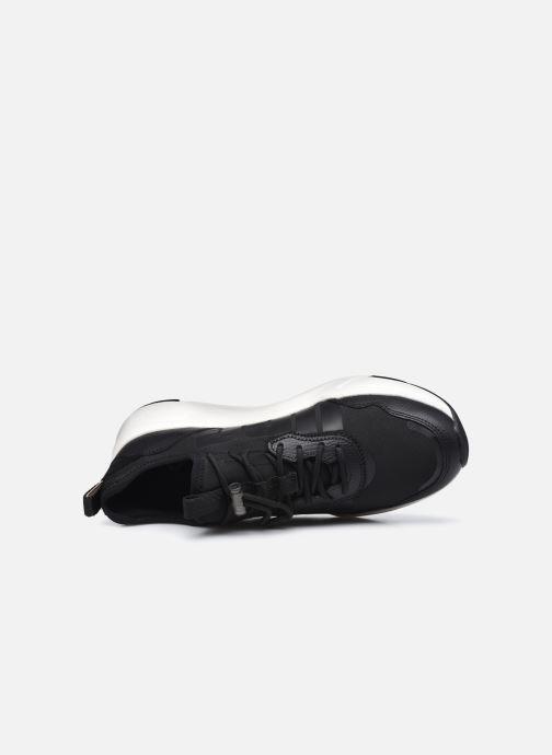 Sneaker UGG LA Daze schwarz ansicht von links
