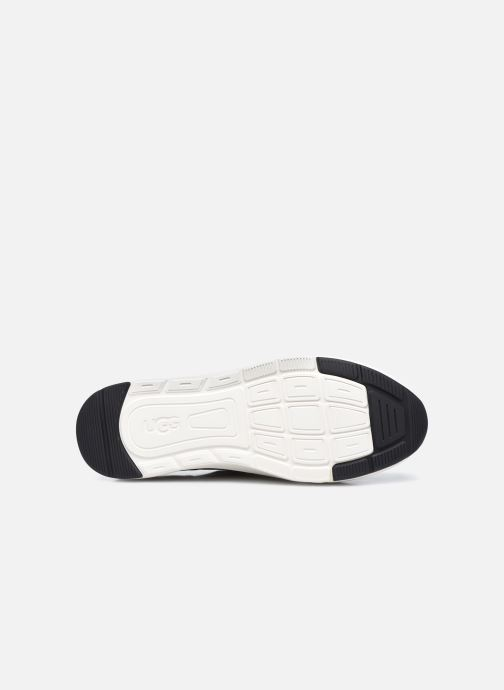 Sneaker UGG LA Daze schwarz ansicht von oben