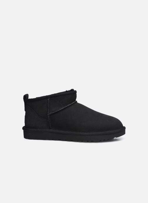 Stiefeletten & Boots UGG Classic Ultra Mini schwarz ansicht von hinten