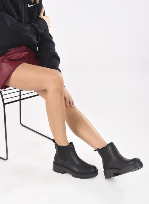 Stiefeletten & Boots UGG Markstrum schwarz ansicht von unten / tasche getragen