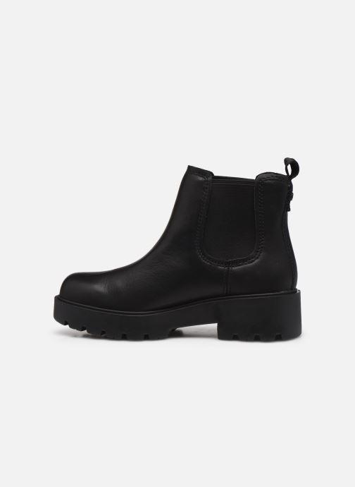 Boots en enkellaarsjes UGG Markstrum Zwart voorkant