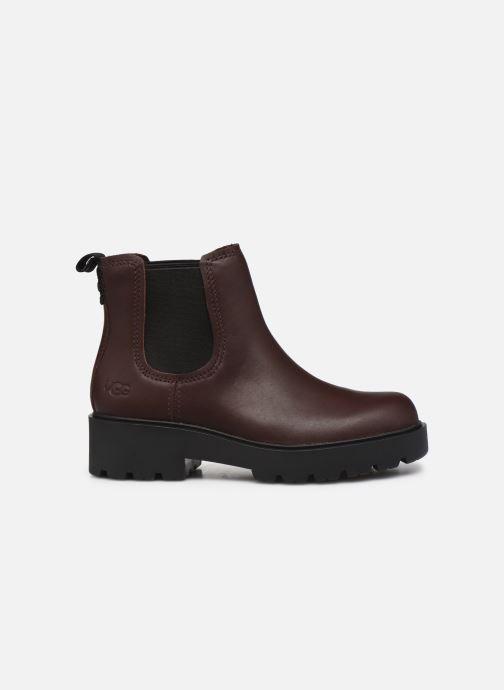 Bottines et boots UGG Markstrum Bordeaux vue derrière