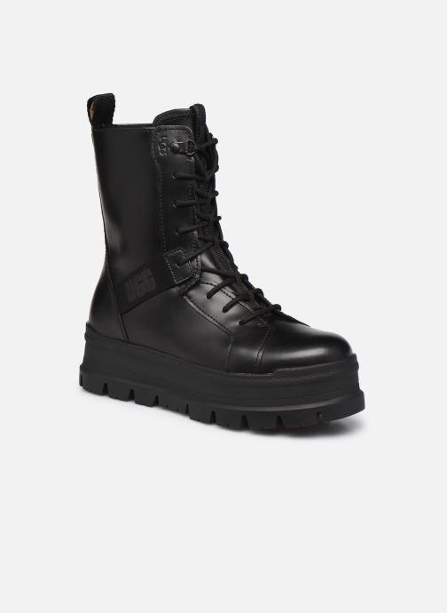 Stiefeletten & Boots UGG Sheena schwarz detaillierte ansicht/modell