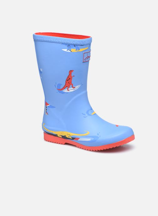 Stivali Tom Joule Bottes de pluie Roll Up Azzurro vedi dettaglio/paio