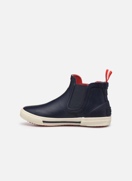 Stiefeletten & Boots Tom Joule Bottines de pluie Jnr Rainwell blau ansicht von vorne
