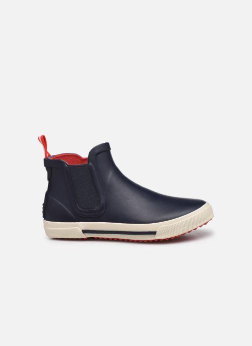 Stiefeletten & Boots Tom Joule Bottines de pluie Jnr Rainwell blau ansicht von hinten