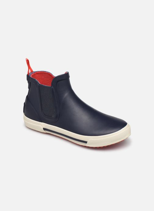 Stiefeletten & Boots Tom Joule Bottines de pluie Jnr Rainwell blau detaillierte ansicht/modell