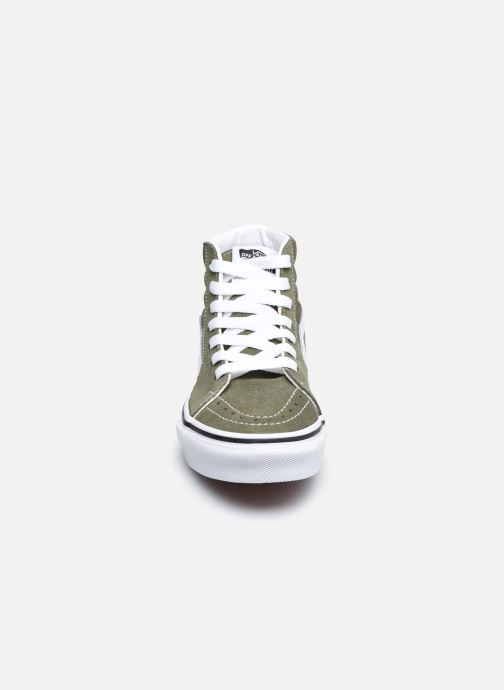 Sneakers Vans UY Sk8-Hi Grøn se skoene på