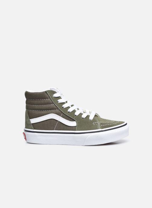 Sneakers Vans UY Sk8-Hi Grøn se bagfra