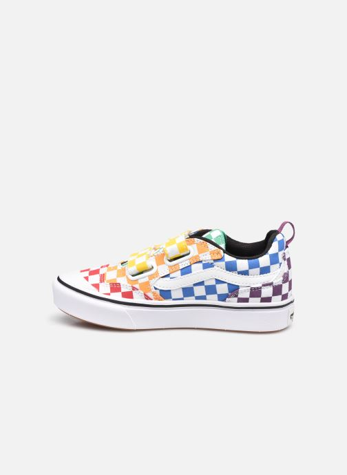 Deportivas Vans UY Comfycush New skool V Multicolor vista de frente