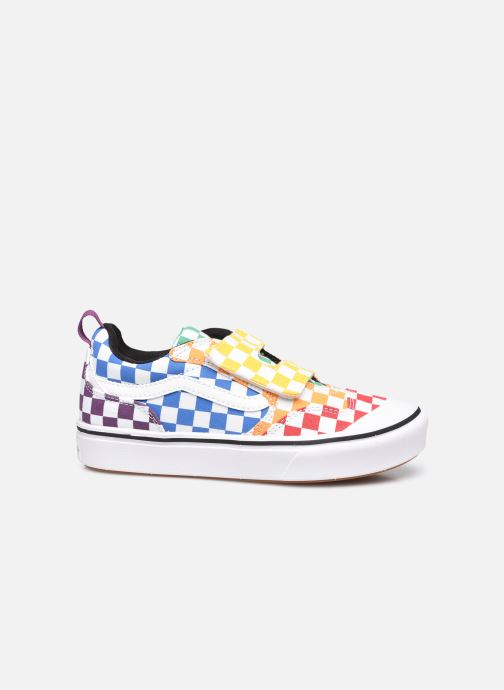 Deportivas Vans UY Comfycush New skool V Multicolor vistra trasera