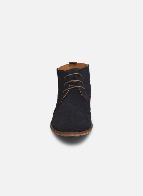 Bottines et boots Kost IRWIN 5 A Bleu vue portées chaussures