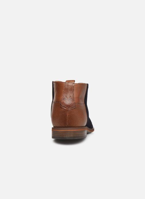 Bottines et boots Kost IRWIN 5 A Bleu vue droite