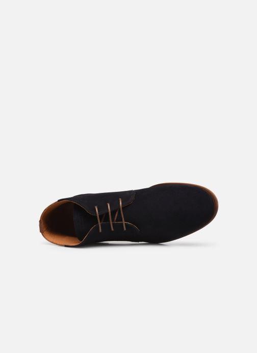 Bottines et boots Kost IRWIN 5 A Bleu vue gauche