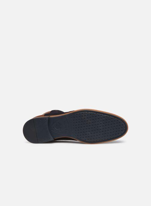 Bottines et boots Kost IRWIN 5 A Bleu vue haut