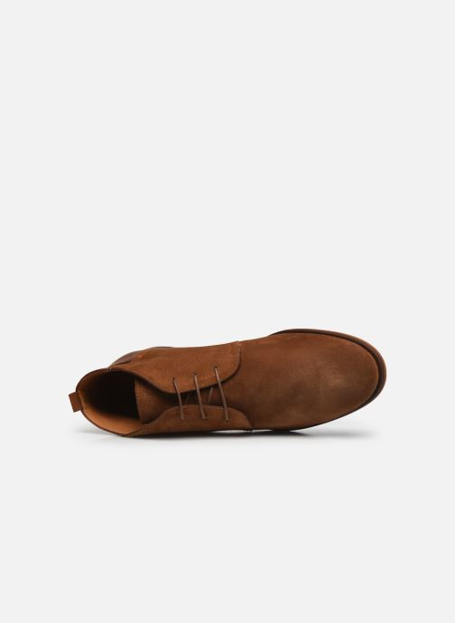 Bottines et boots Kost IRWIN 5 A Marron vue gauche