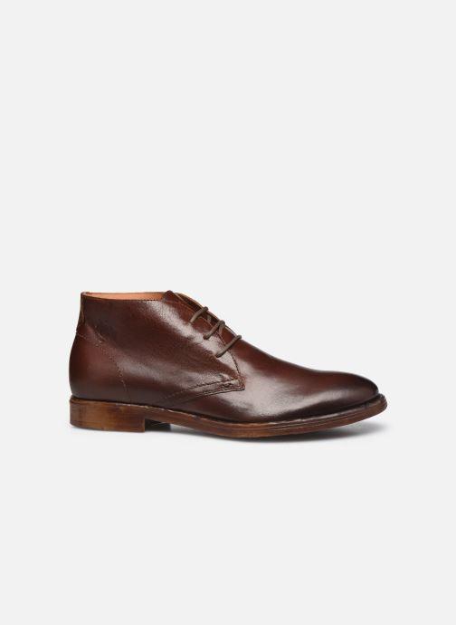 Bottines et boots Kost DANDY 67 Marron vue derrière