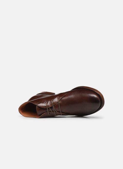 Bottines et boots Kost DANDY 67 Marron vue gauche