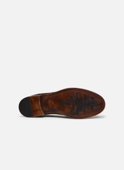 Bottines et boots Kost DANDY 67 Marron vue haut