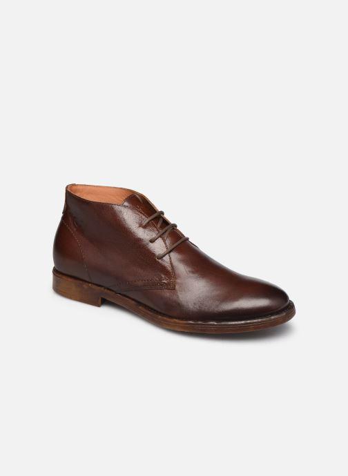 Bottines et boots Kost DANDY 67 Marron vue détail/paire