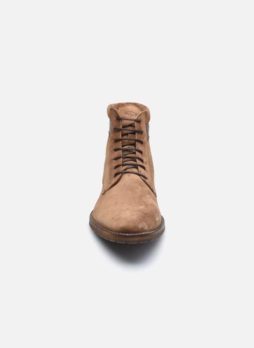 Bottines et boots Kost VENTURA 5 Marron vue portées chaussures