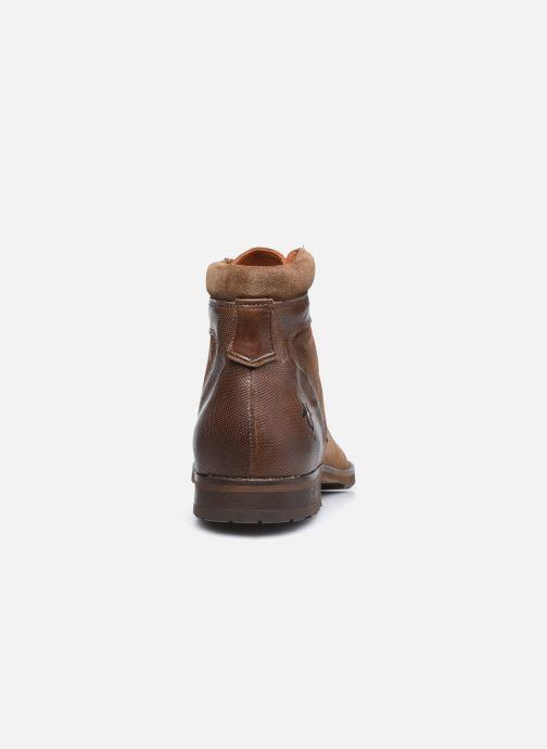 Bottines et boots Kost VENTURA 5 Marron vue droite