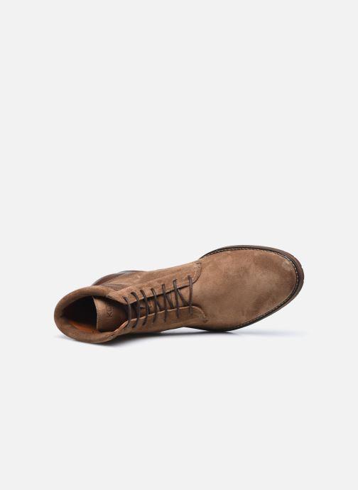 Stiefeletten & Boots Kost VENTURA 5 braun ansicht von links