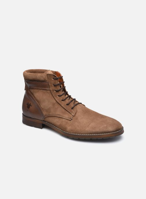 Bottines et boots Kost VENTURA 5 Marron vue détail/paire