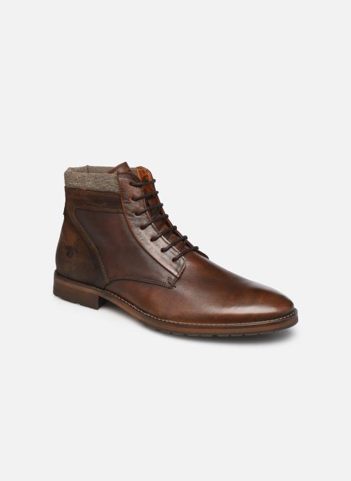 Bottines et boots Kost VENTURA 46 Marron vue détail/paire