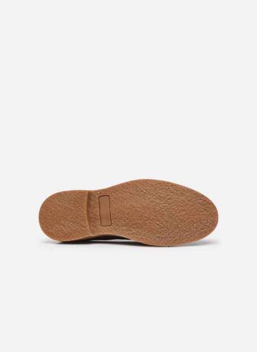 Zapatos con cordones Kost MIKENO 5 Marrón vista de arriba
