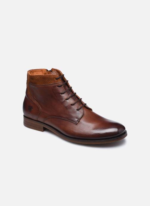 Bottines et boots Kost HOWARD 35 Marron vue détail/paire