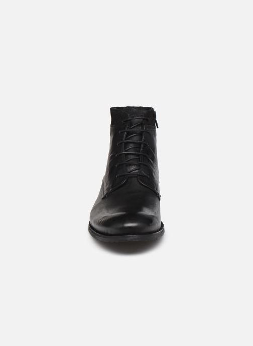 Bottines et boots Kost HOWARD 35 Noir vue portées chaussures