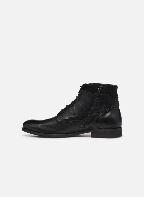 Bottines et boots Kost HOWARD 35 Noir vue face