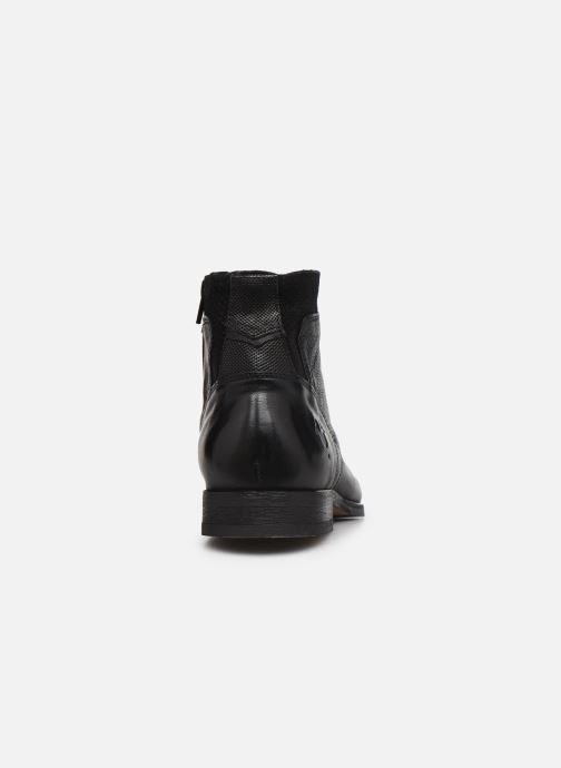 Bottines et boots Kost HOWARD 35 Noir vue droite