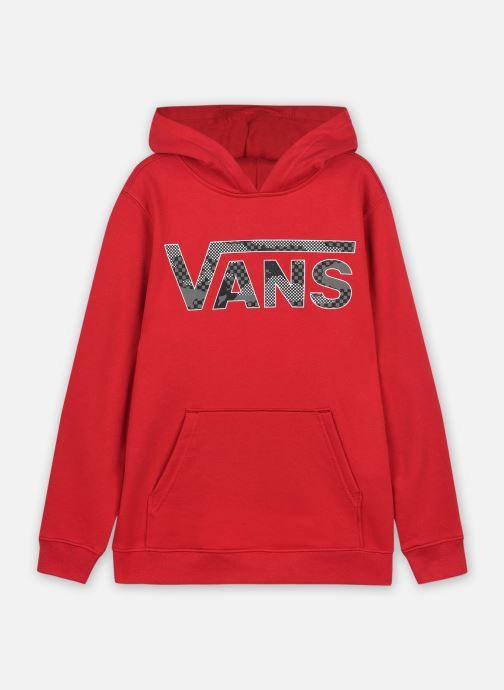 Vêtements Vans VANS CLASSIC PO II BOYS Rouge vue détail/paire