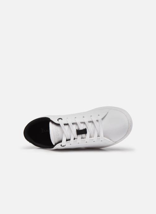 Baskets Lacoste Carnaby Evo 0120 2 Blanc vue gauche