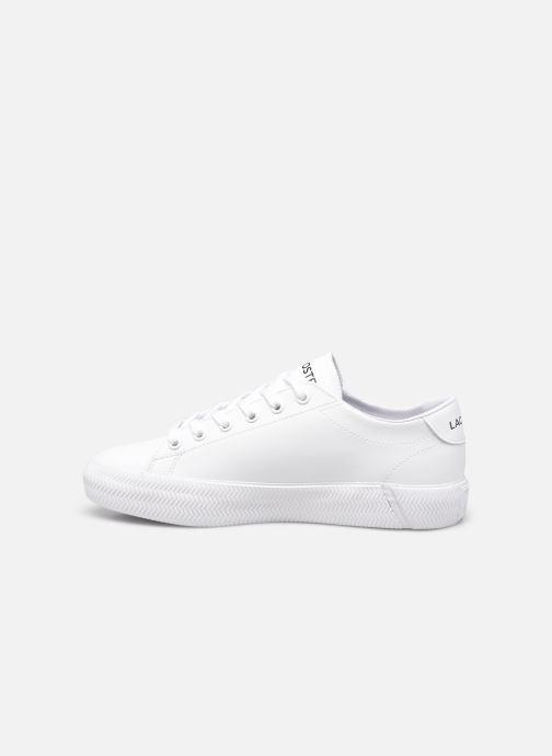 Sneaker Lacoste GRIPSHOT 0120-2 weiß ansicht von vorne