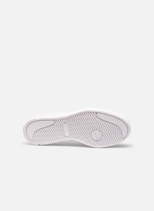 Sneaker Lacoste GRIPSHOT 0120-2 weiß ansicht von oben
