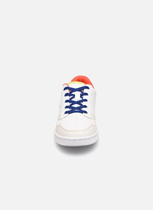 Sneakers Lacoste MASTERS CUP 0320-1 Bianco modello indossato