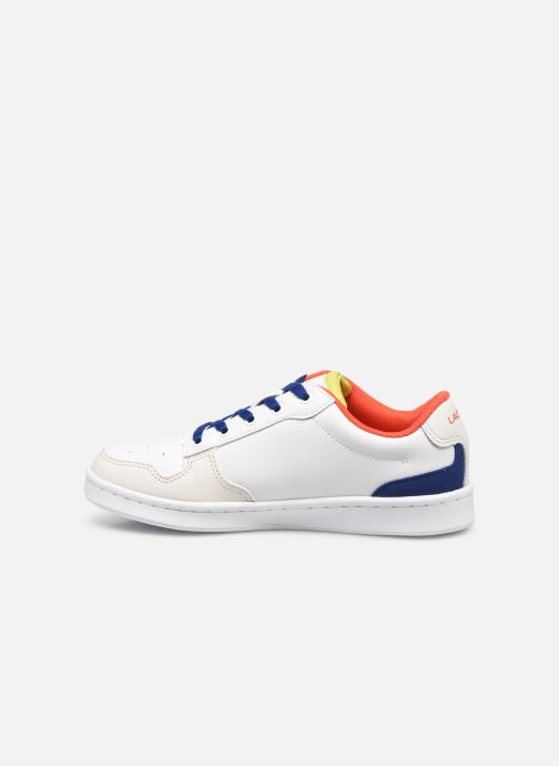 Baskets Lacoste MASTERS CUP 0320-1 Blanc vue face