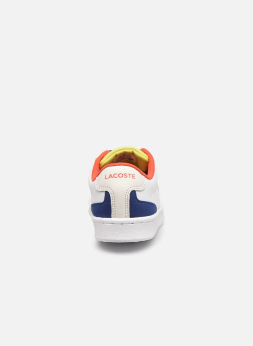 Sneakers Lacoste MASTERS CUP 0320-1 Bianco immagine destra