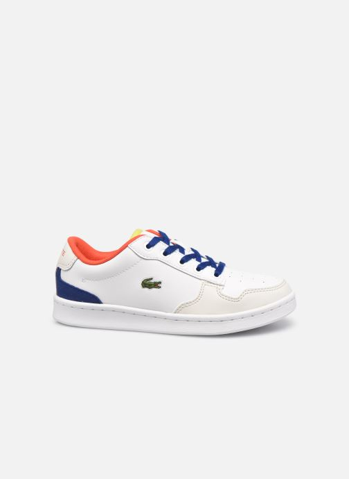Sneakers Lacoste MASTERS CUP 0320-1 Bianco immagine posteriore