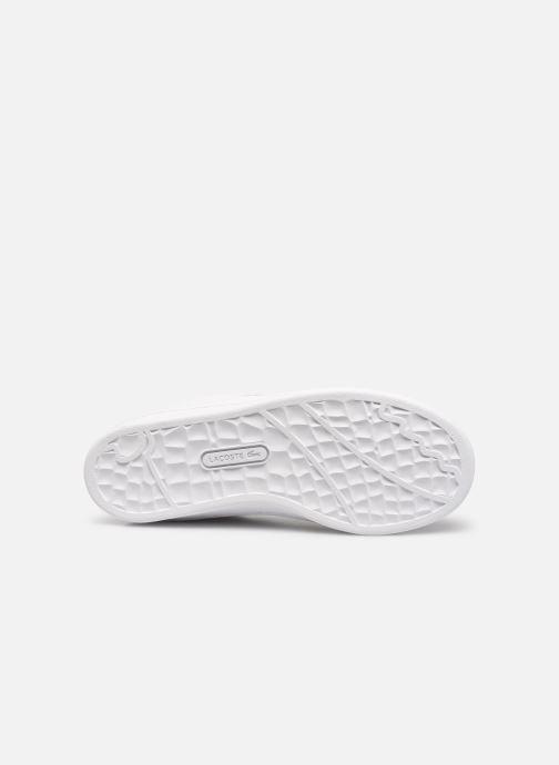 Sneakers Lacoste MASTERS CUP 0320-1 Bianco immagine dall'alto